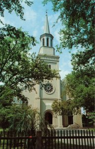 First Presbyterian Church, Augusta, Ga. Postcard