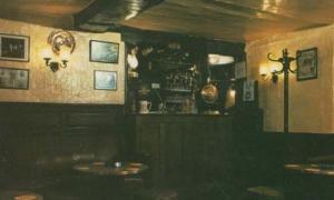 Jerusalem Inn Hotel Pub The Snug Rare Photo Postcard