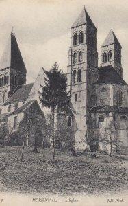 MORIENVAL, Oise, France; L'Eglise , 00-10s