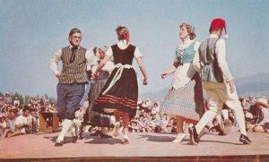 Solvang Danish Folk Dancers , CALIFORNIA , 50-60s