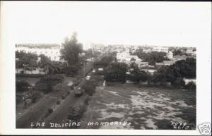 venezuela, MARACAIBO, Las Delicias (1950s) RPPC