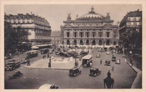 France Paris Theatre National de Opera