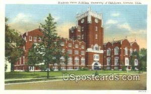 Students Union Building, University of Oklahoma Norman OK Unused