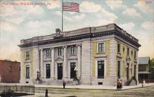 Pennsylvania Post Office Wilkes Barre 1907