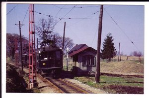 Railway Train Shelter, Union, Ontario