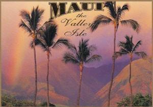 Hawaii Maui The Valley Isle