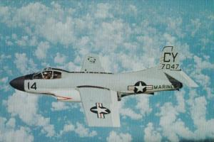 United States Navy Douglas F3D-2Q Skynight