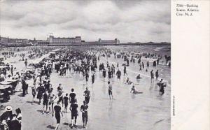 New Jersey Atlantic City Bathing Scene