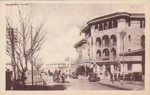 Meknes - Avenue de la Republic , Morocco, 00-10s
