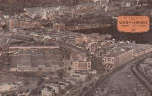 WORCESTER , Mass. , 1954 ; Norton Company