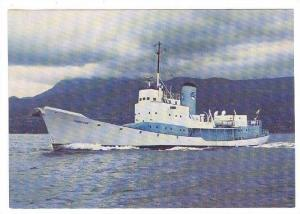 S.S. THOTFIN , Seaward Holidays line , Vancouver , B.C. , Canada , 50-70s