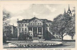 Administration Building, Nazareth College and Academy, Nazareth, Kentucky,00-10s