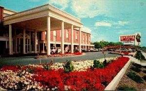 Utah Salt Lake City The Ramada Inn 1966