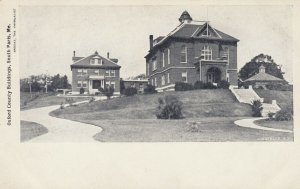 SOUTH PARIS , Maine , 1901-07; Oxford County Buildings
