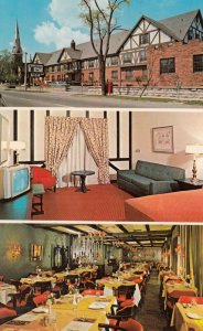 SARNIA, Ontario, Canada, 1950-60s; 3-Views, The Drawbridge Inn