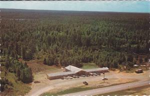 Northland Motor Hotel , EAR FALLS , Ontario , Canada , 40-60s