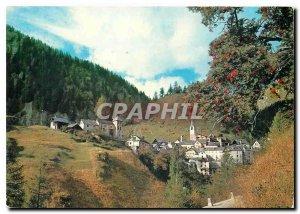 Postcard Modern Fusio Valle Maggia
