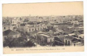 Bizerte, Tunesia, 00-10s   Vue Panoramique prise de Notre-Dame de Sion