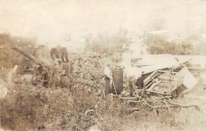 F36/ Fergus Falls Minnesota RPPC Postcard c1919 Cyclone Disaster 4