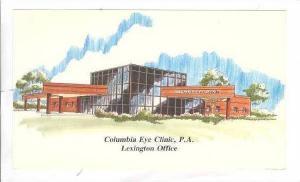 Columbia Eye Clinic,Lexington Office,South Carolina1993