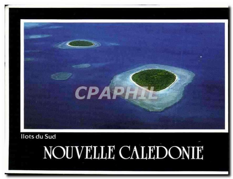 Modern Postcard Batches of the South New Caledonia