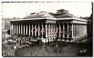 Old Postcard Paris And Its Wonders Stock Exchange
