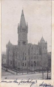 City Hall Building, Scranton, Pennsylvania, PU-1906