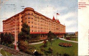 Illinois Chicago The Chicago Beach Hotel 1909