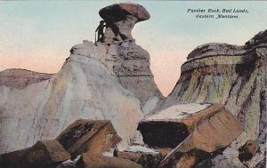 Panther Rock, Bad Lands, Eastern Montana, 00-10s
