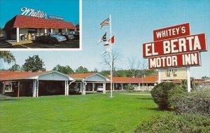 Whiteys Restaurant And Elberta Motor Inn Wilmington North Carolina