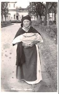 Otavalo Ecuador, Republica del Ecuador Woman Otavalo Woman