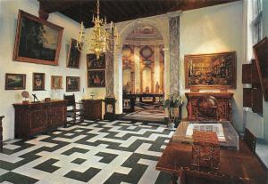 Belgium Antwerpen Rubenshuis Rubens House Art-Gallery Interior