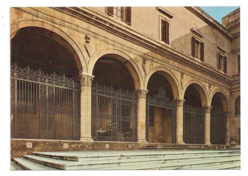 Italy Rome Church Basilica S Pietro in Vincoli Postcard 4X6