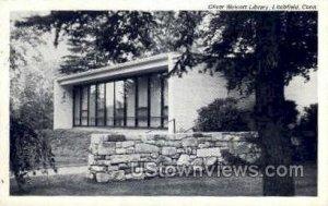 Wolcott Library - Litchfield, Connecticut CT