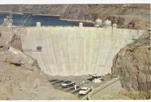 Hoover (Boulder) Dam, Arizona, Nevada, United States, PU-1965