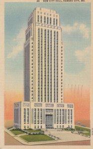 Kansas City , Missouri , 1948 ; New City Hall