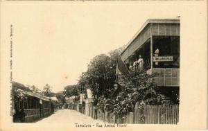 CPA Tamatave- Rue Amiral Pierre MADAGASCAR (819857)