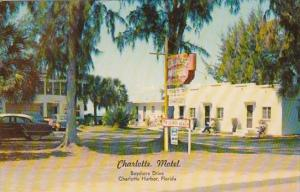 Florida Charlotte Harbor The Charlotte Motel