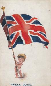 Well Done, 1910s ; Artist T. GILSON
