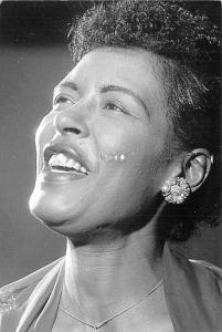 Billie Holiday - Rochester, New York