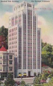 Arkansas Hot Springs Medical Arts Building 1957