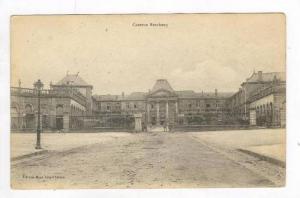 Caserne Bercheny, WWI