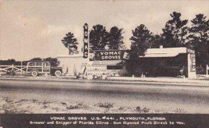 Vomac Citrus Groves Gift Shop Plymouth Florida