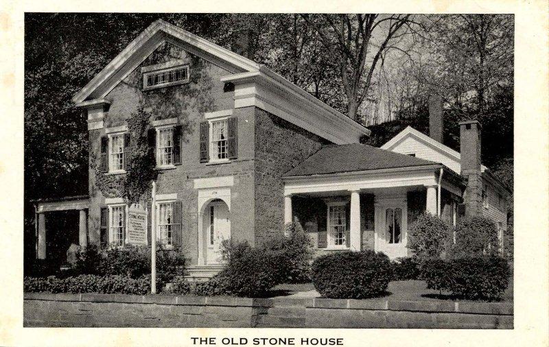 VT - Bennington. The Old Stone House