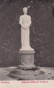 SALZBURG , Austria , 1901-07 ; Kaisserin Elizabeth Denkmal