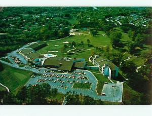 Asheville NC Hilton Resort Hotel Great Smokies Conference Center Postcard # 5342