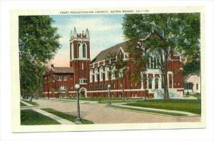 First Presbyterian Church, Baton Rouge, Louisiana, 1930-1940s