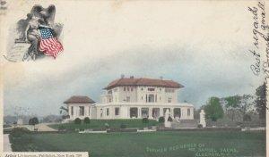 ELBERON , New Jersey, 1904 ; Mr Samuel Sachs Summer Residence