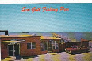 Sea Gull Fishing Pier Restaurant and Observation Point Chesapeake Bay Bridge ...