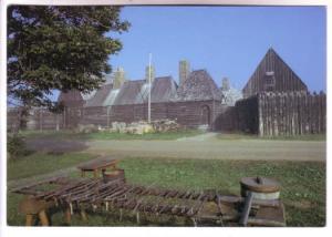 Port Royal National Historic Site, Nova Scotia, Power-Grimm